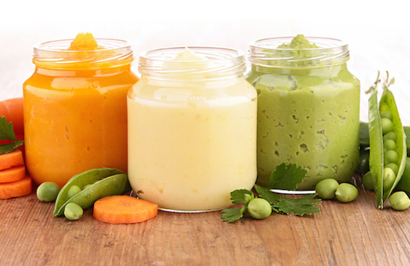 A Baby Food Diet Might Help Mama Shed Some Extra Pounds